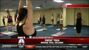 David Does It: Bikram Yoga